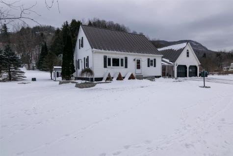 155 Mountain View Drive Bolton VT 05676