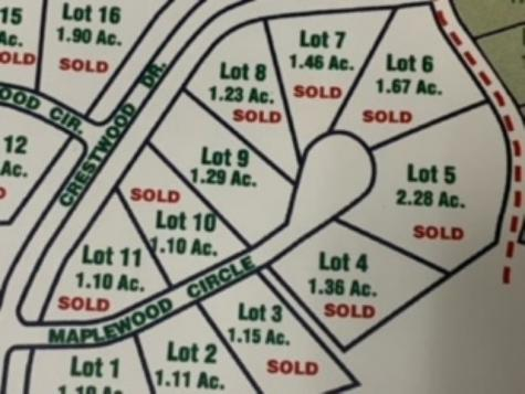 Lot 9 Maplewood Circle Meredith NH 03253