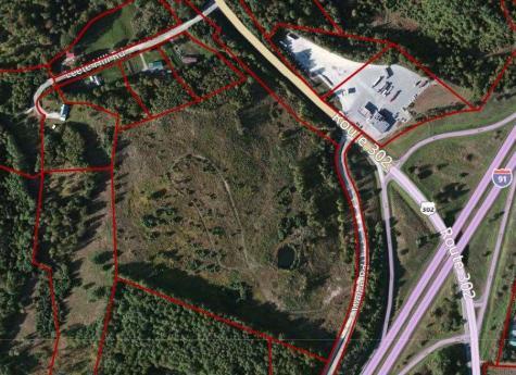 Route 302 Newbury VT 05051