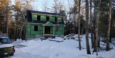 2 Lot 117-1-2 Gulf Road Northwood NH 03261