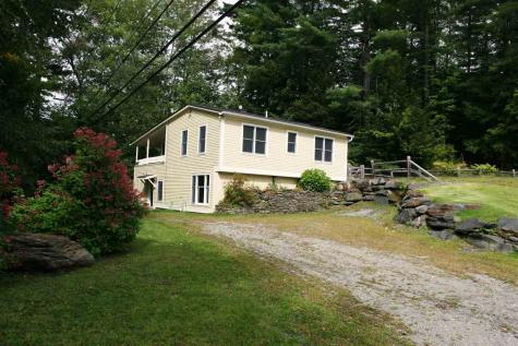 2272 Mountain Road Stowe VT 05672
