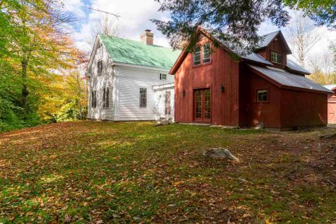 525 West Shaw Hill Road Stowe VT 05672