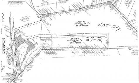 Lot 27 Lempster Mountain Road Washington NH 03280