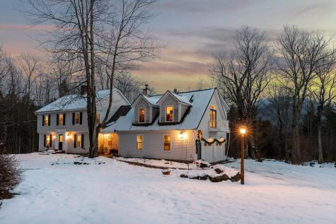 266 Hollow View Road Stowe VT 05672