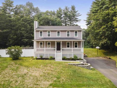 68 Woodlands Drive Epping NH 03042