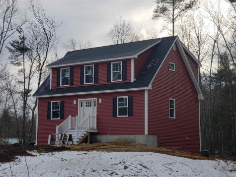 Lot 31-10 Meetinghouse Road Barrington NH 03825