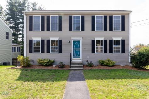 456 Wellington Hill Road Manchester NH 03104