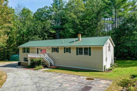 622 Old Shaker Road Loudon NH 03307