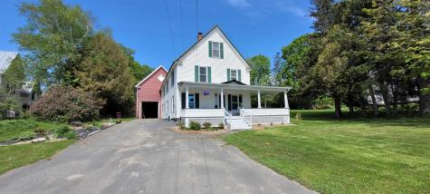 218 Peacham Road Danville VT 05828