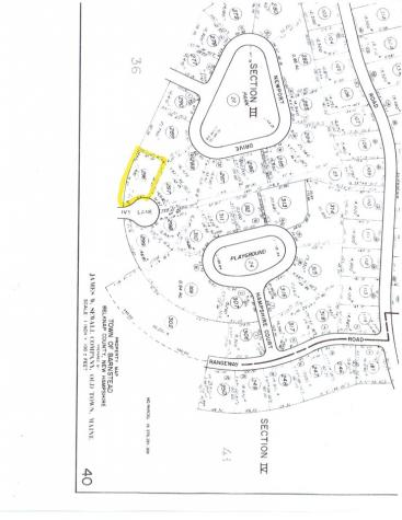 Lot 296 Ivy Lane Barnstead NH 03225