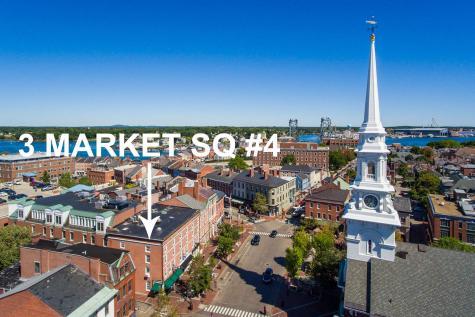 3 Market Square Portsmouth NH 03801