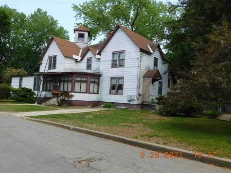21 Center Street Springfield VT 05156