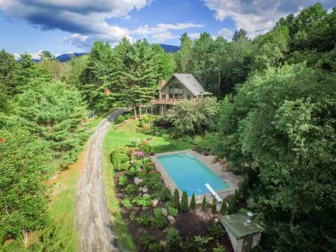 151 North Hill Road Stowe VT 05672