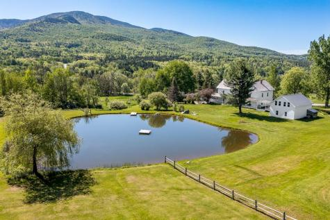 1357 Stowe Hollow Road Stowe VT 05672