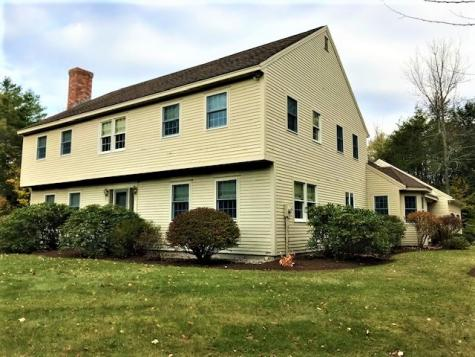 88 WINSLOW Road Sutton NH 03260