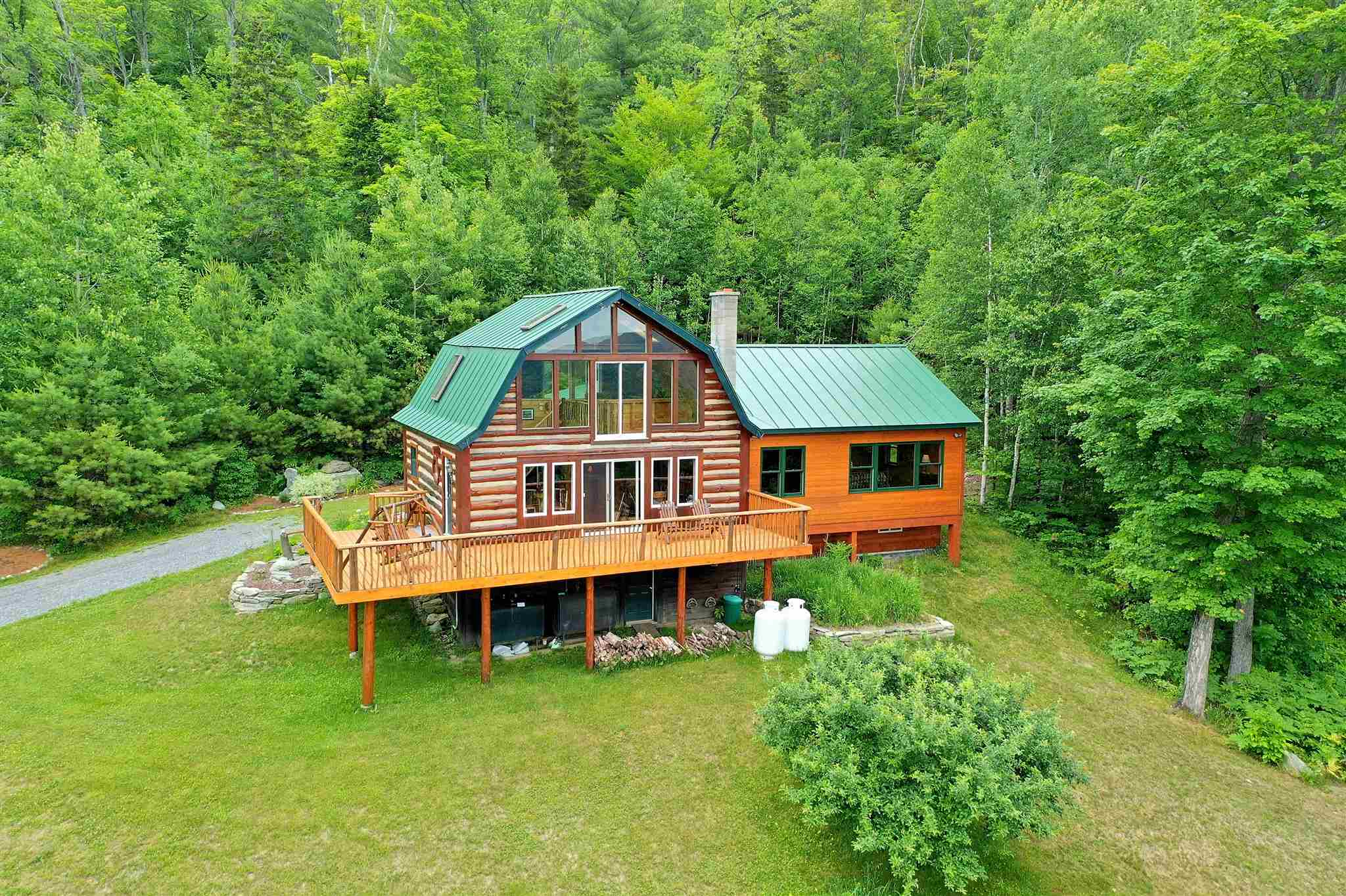 251 Vulture Mountain Road Stockbridge VT 05772