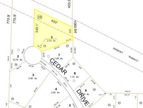 Lot #28 Cedar Drive Ludlow VT 05149