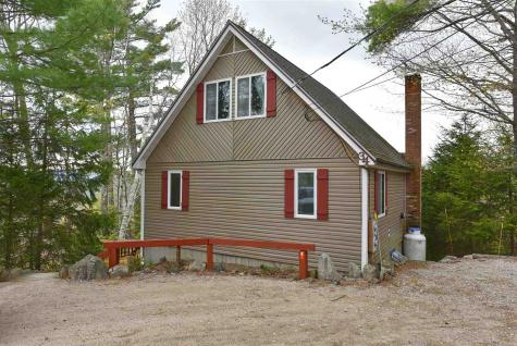34 Oak Ridge Road Madison NH 03849