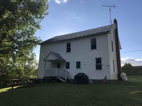 97 Minor Road Fairfield VT 05455