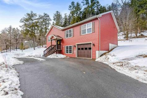 3 Marsh Hill Road Fairfax VT 05454