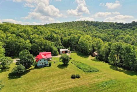 1688 Lynds Hill Road Plymouth VT 05056