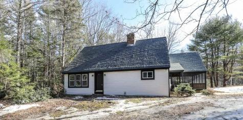 382 Old Bennington Road Greenfield NH 03047