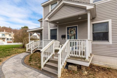 43 1/2 Forest Street Dover NH 03820