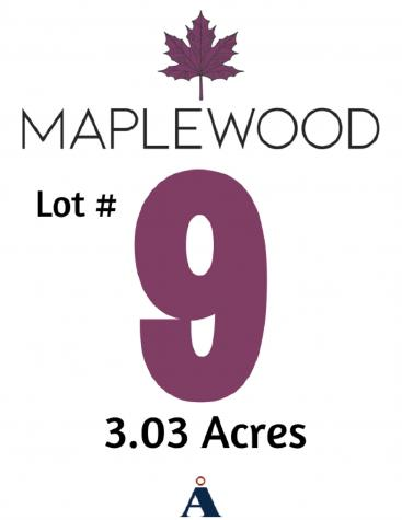 Lot 9 Maplewood Drive Candia NH 03034