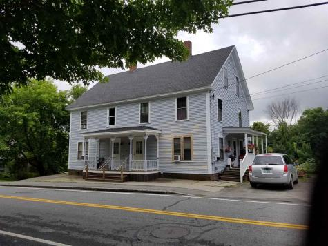 34 Hanover Street Claremont NH 03743