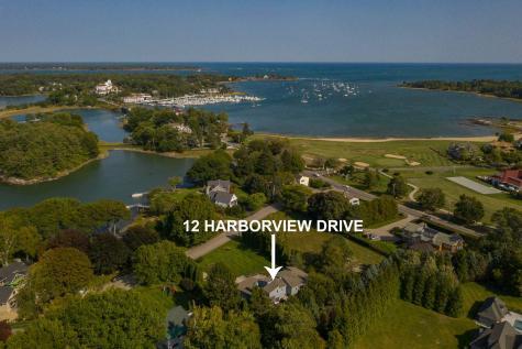 12 Harborview Drive Rye NH 03870