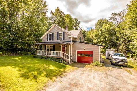 23 Bridge Hill Road Dalton NH 03598