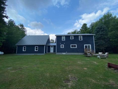 17 Paquette Road Bethel VT 05060
