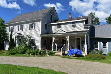 592 Old Claremont Road Charlestown NH 03603