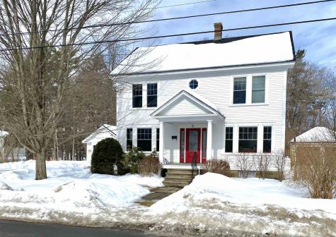 5 Barrymore Road Hanover NH 03755