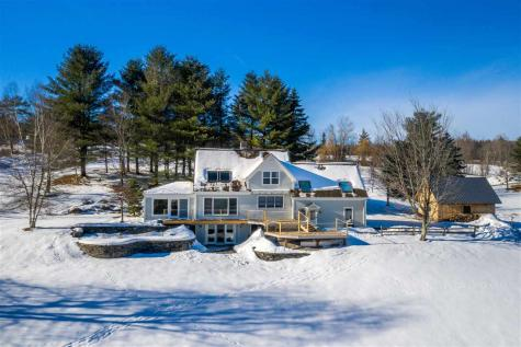 3983 Stagecoach Road Morristown VT 05661