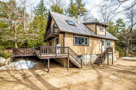 46 Chandler MT Road Bartlett NH 03845