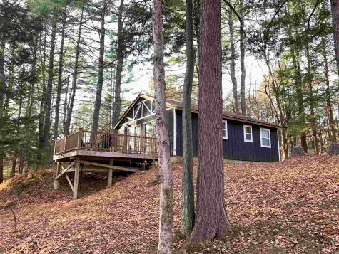 186 Wiswall Hill Road Newfane VT 05345