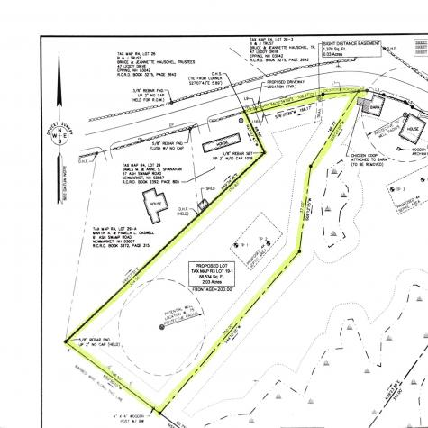 Lot 19-1 Ash Swamp Newmarket NH 03857