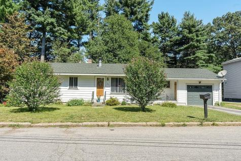 60 Westwood Drive Manchester NH 03103