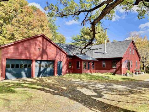 736 Shaker Hill Road Enfield NH 03748