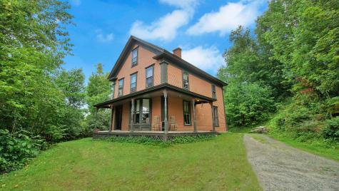 68 Mill Road Irasburg VT 05845