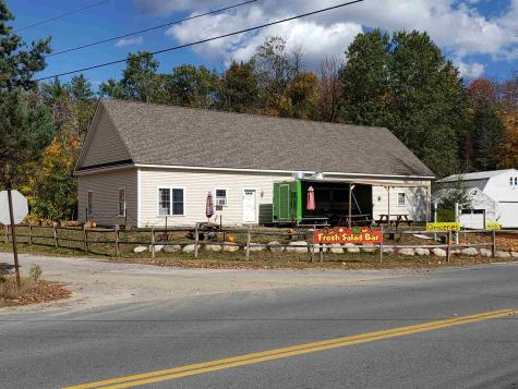70 Lost River Road Woodstock NH 03262