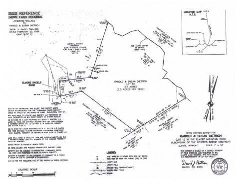 Lot 12 Elmore Knolls Road Elmore VT 05657