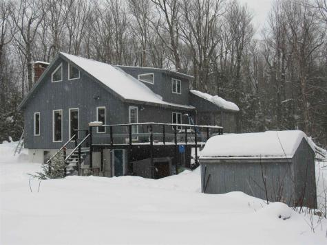 132 Sun and Ski Road Wilmington VT 05363