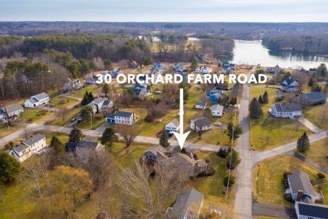 30 Orchard Farm Road York ME 03909