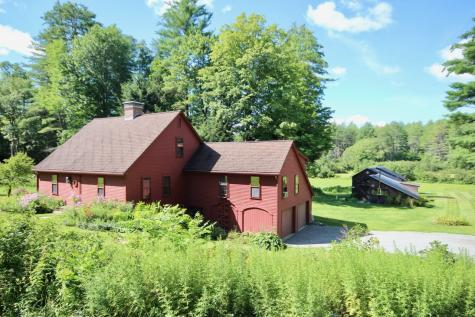 2028 Plains Road Weathersfield VT 05151