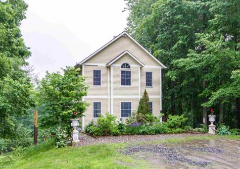 530 Beacon Hill Road Morristown VT 05661