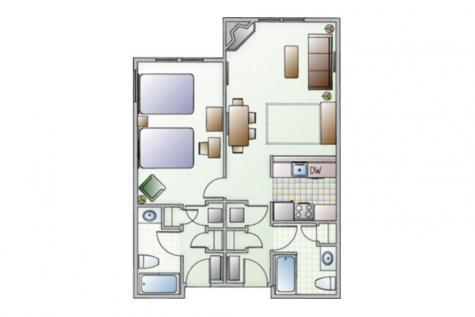 250/252 Qtr. I Jackson Gore Inn Ludlow VT 05149