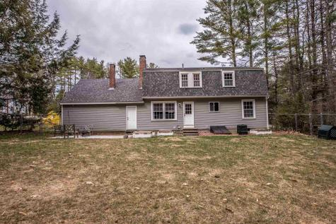 22 Currier Avenue Peterborough NH 03458