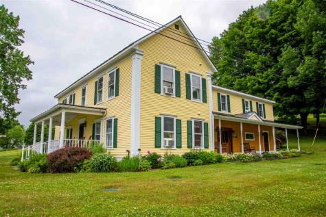 550 Old County Road Waitsfield VT 05673